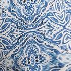 Blue / Ivory