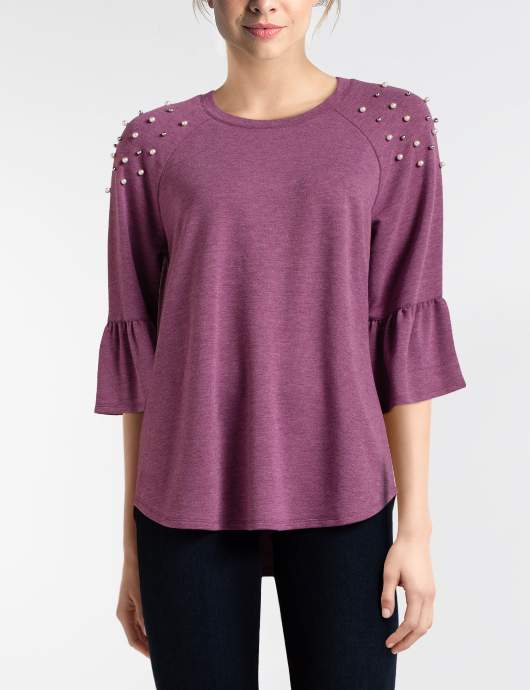 AGB Berry Shirts & Blouses