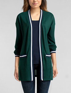 Almost Famous Green Cardigans