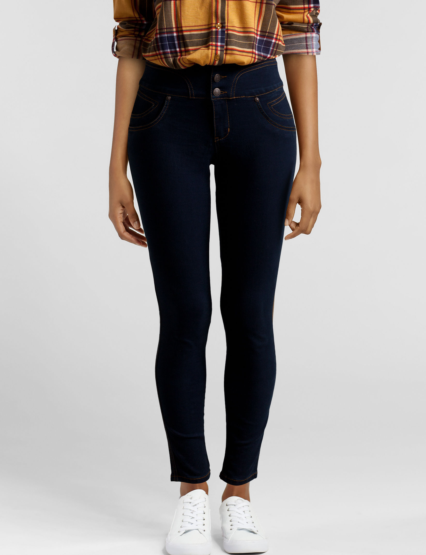 Almost Famous Blue Shaping Skinny