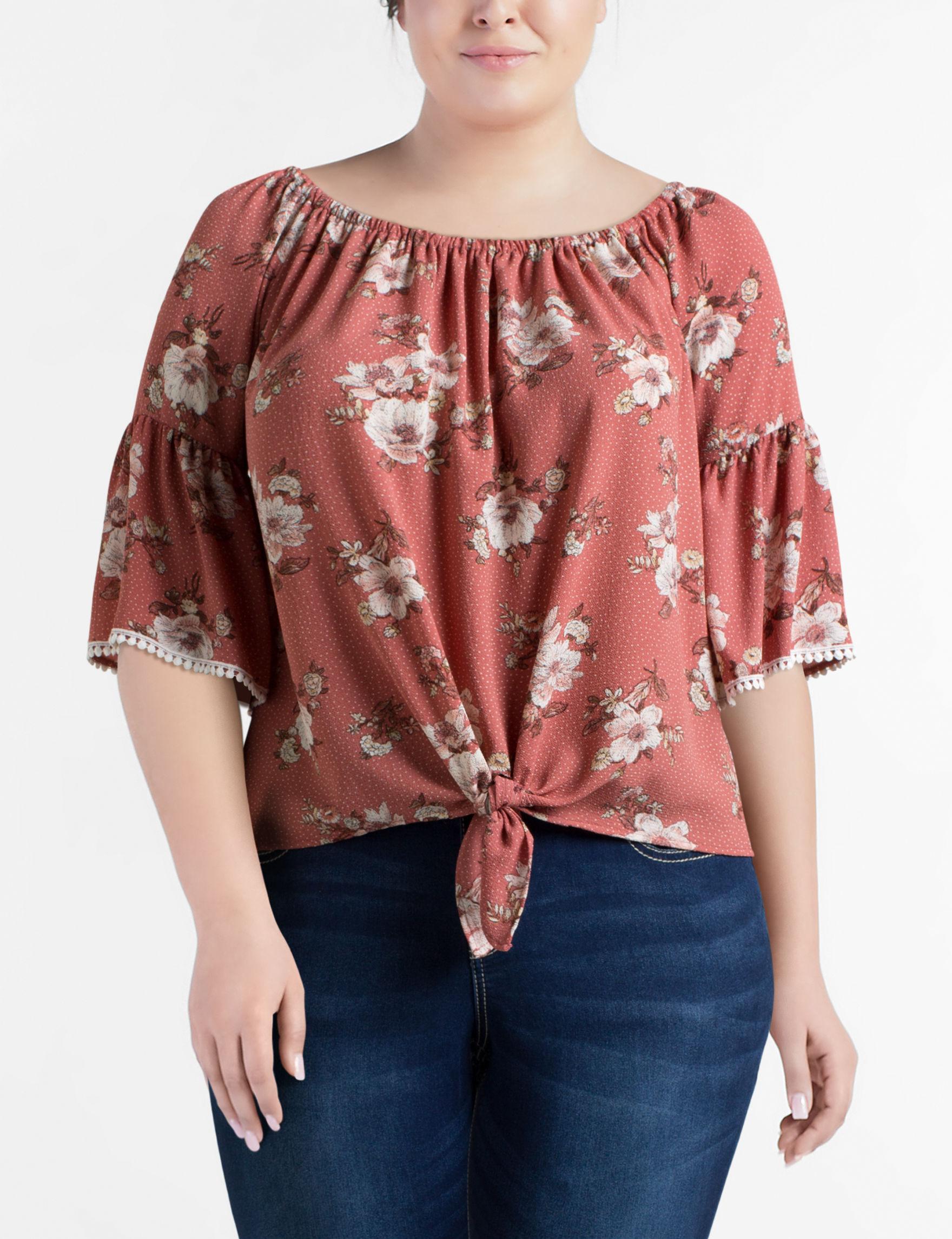 Liberty Love Rose Shirts & Blouses