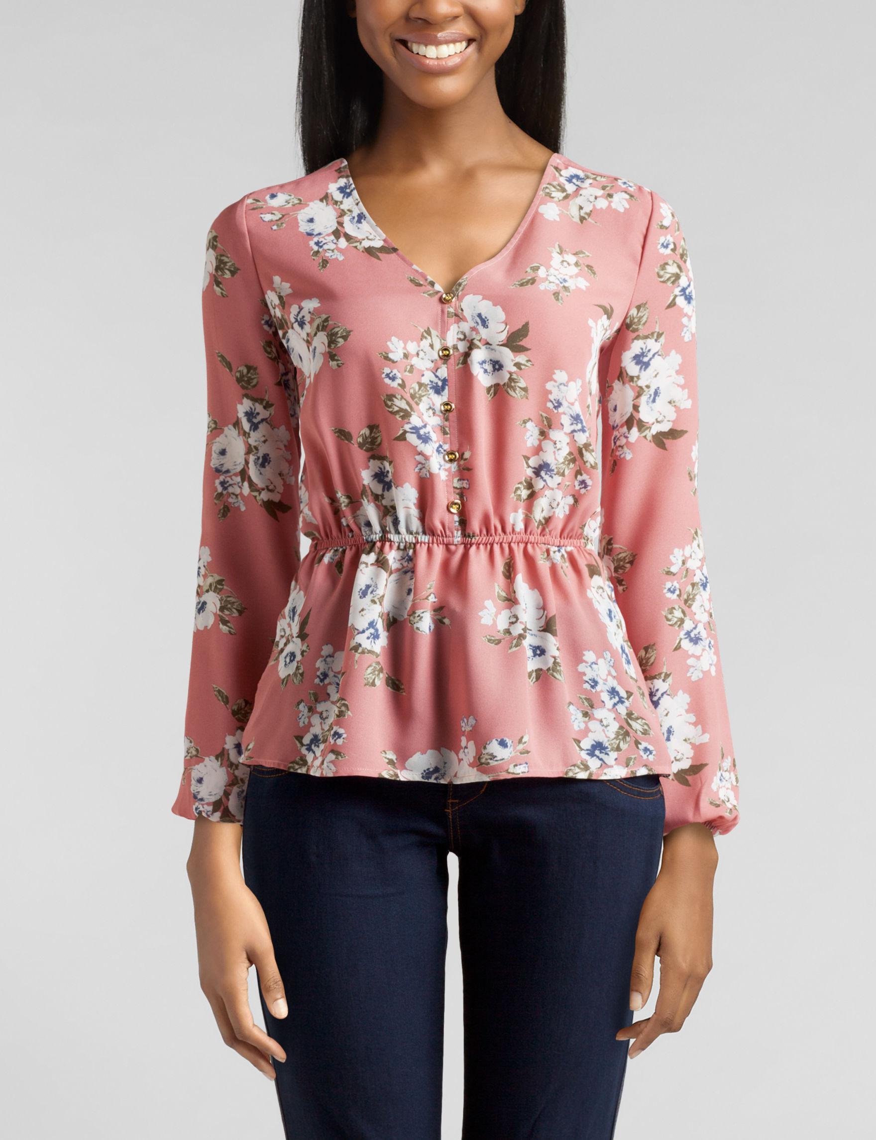 Wishful Park Rose Shirts & Blouses