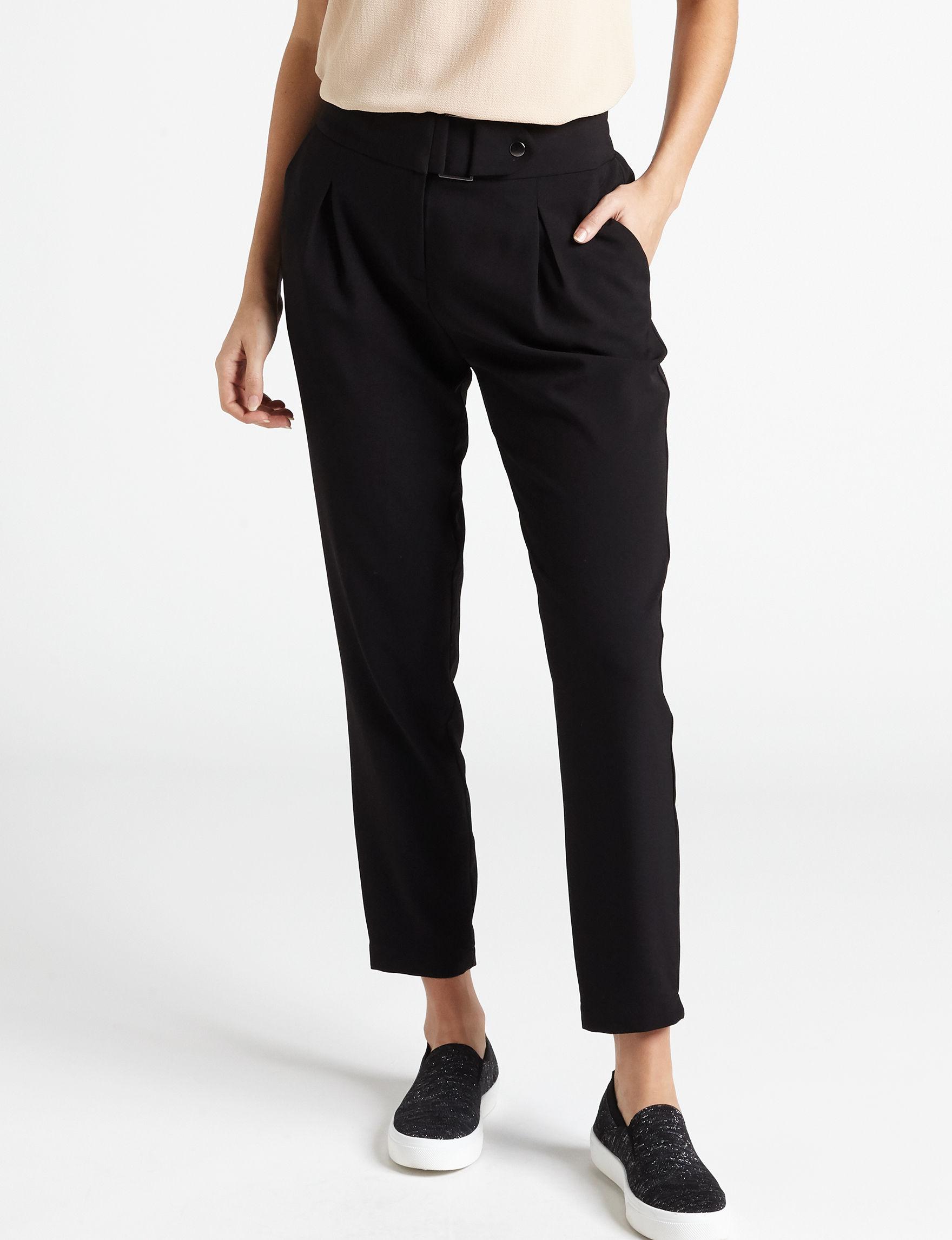 BeBop Black Soft Pants