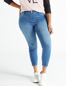 50b550b2d Juniors Plus-Size Jeans | Stage Stores