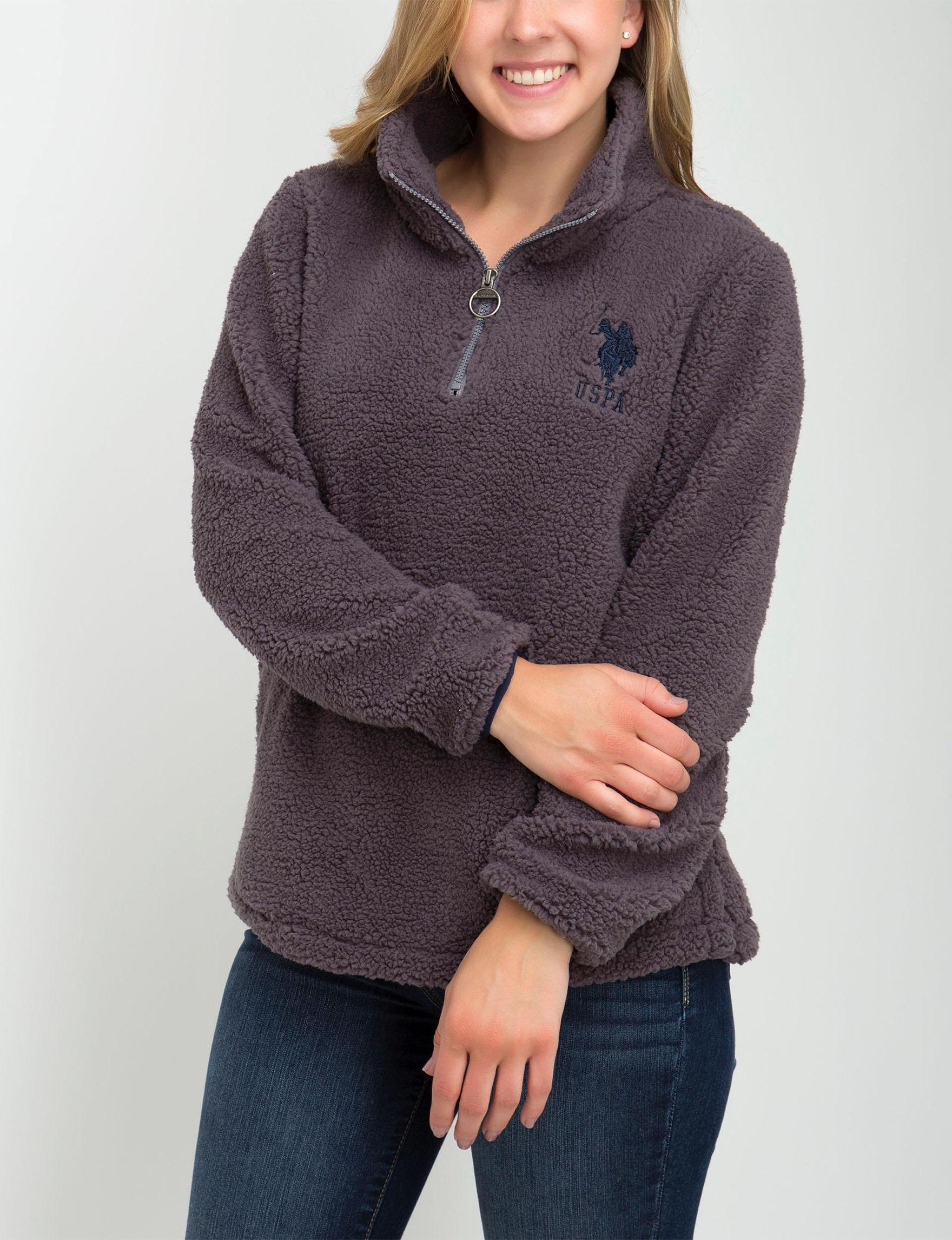 U.S. Polo Assn. Purple