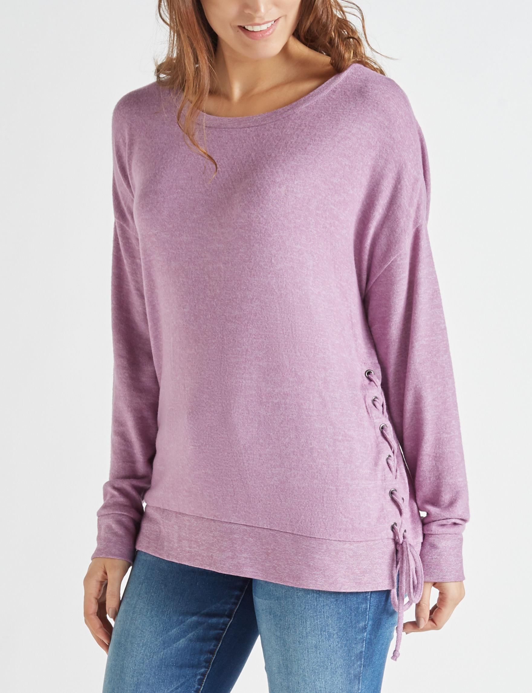 Signature Studio Lilac Shirts & Blouses