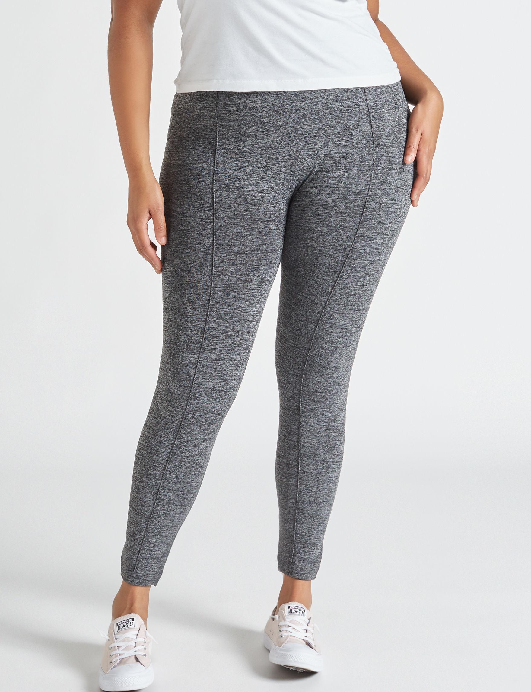 Glitz Grey Leggings