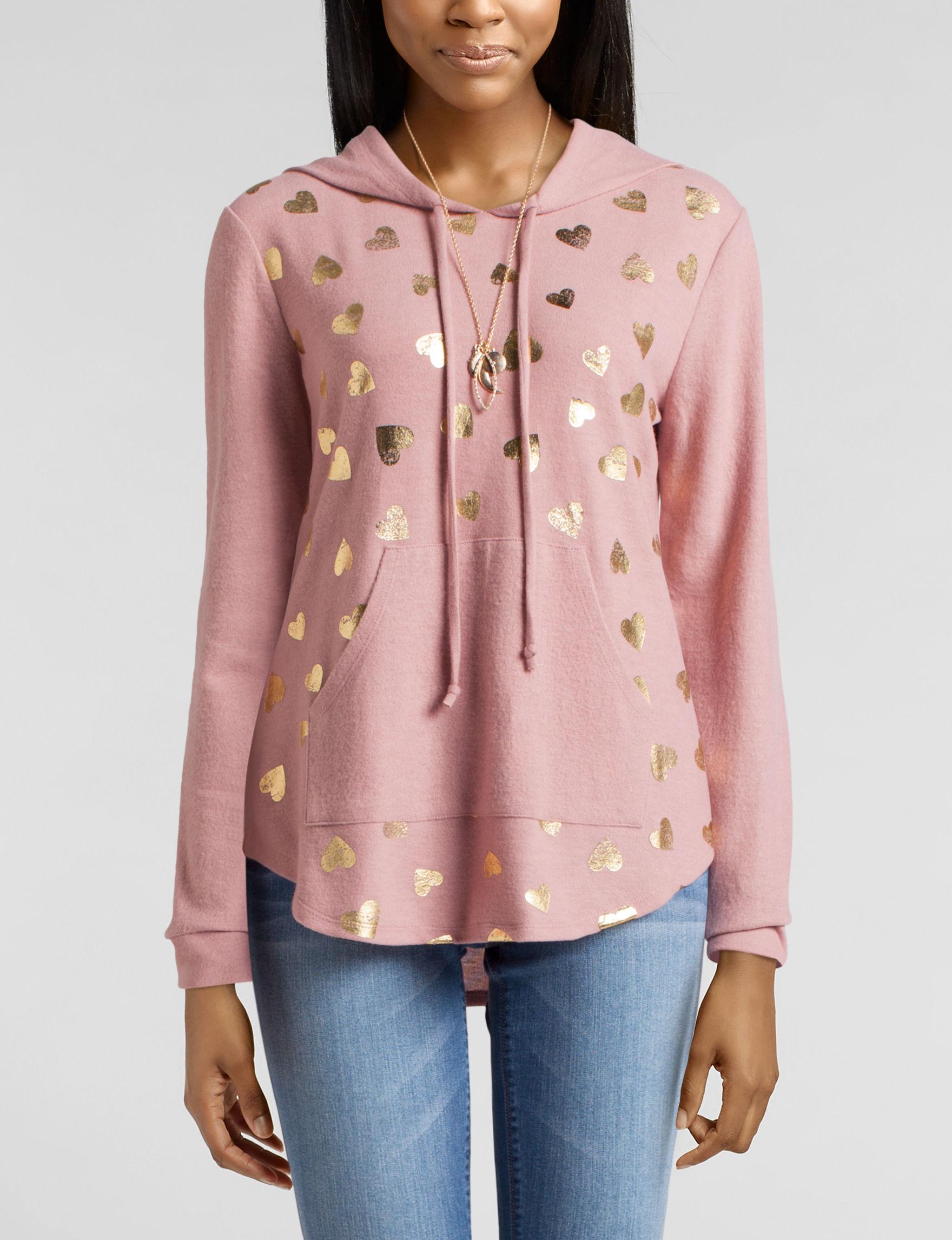 Self Esteem Rose Shirts & Blouses