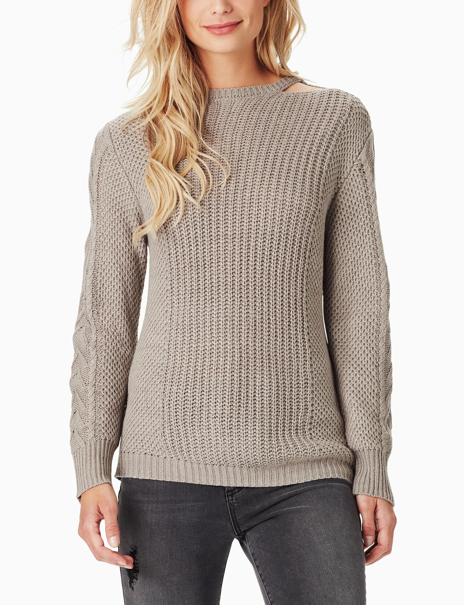 Jessica Simpson Heather Grey