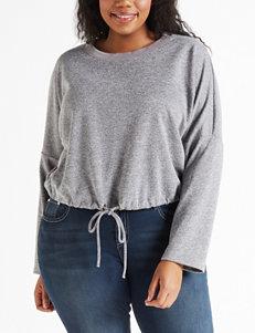 c4147fa441dba Liberty Love Juniors  Plus Size Lace Bodice Shift Dress · Liberty Love Grey  Shirts   Blouses