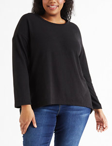 15e21bc7913f8 Doorbuster Liberty Love Black Shirts   Blouses