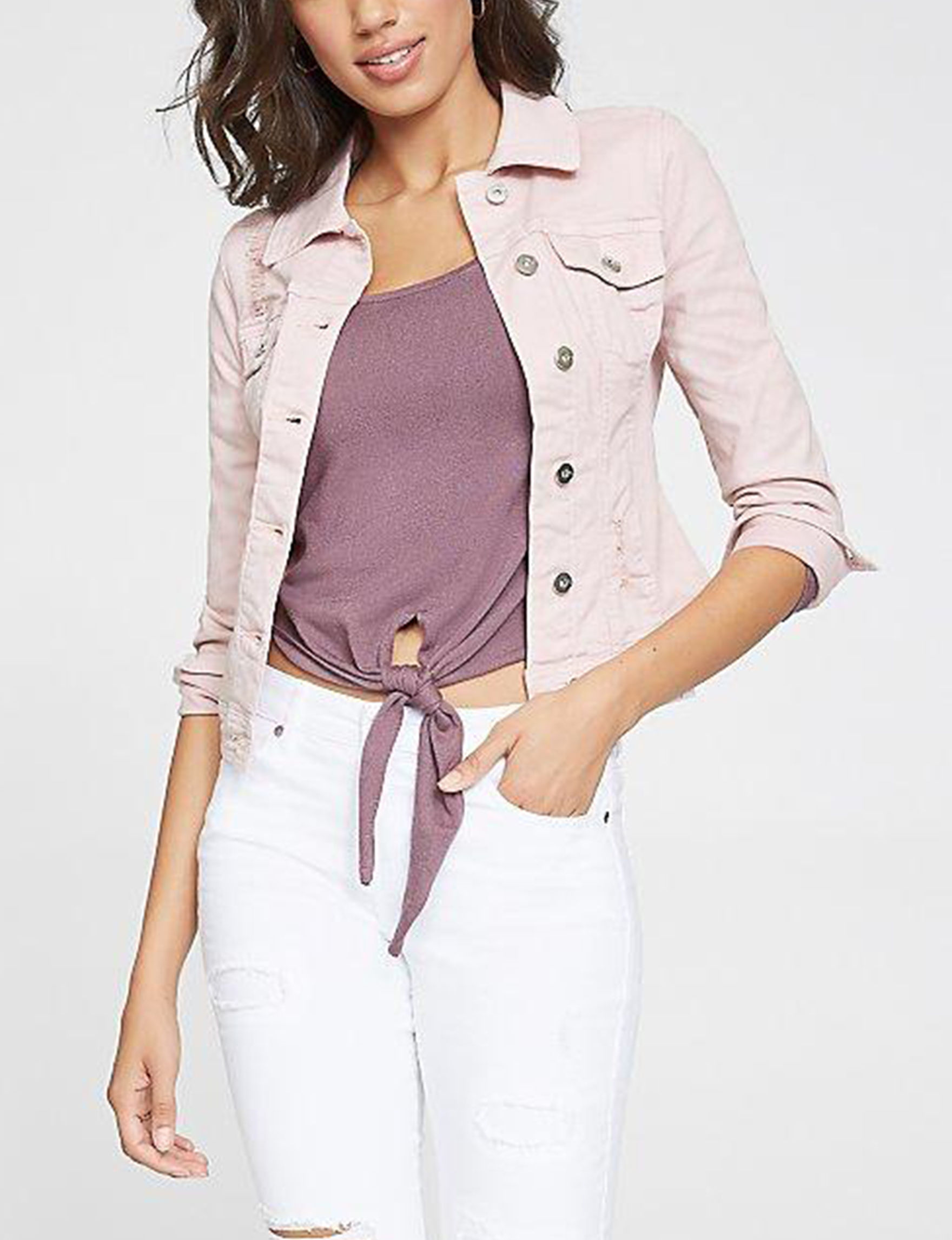 G by Guess Purple