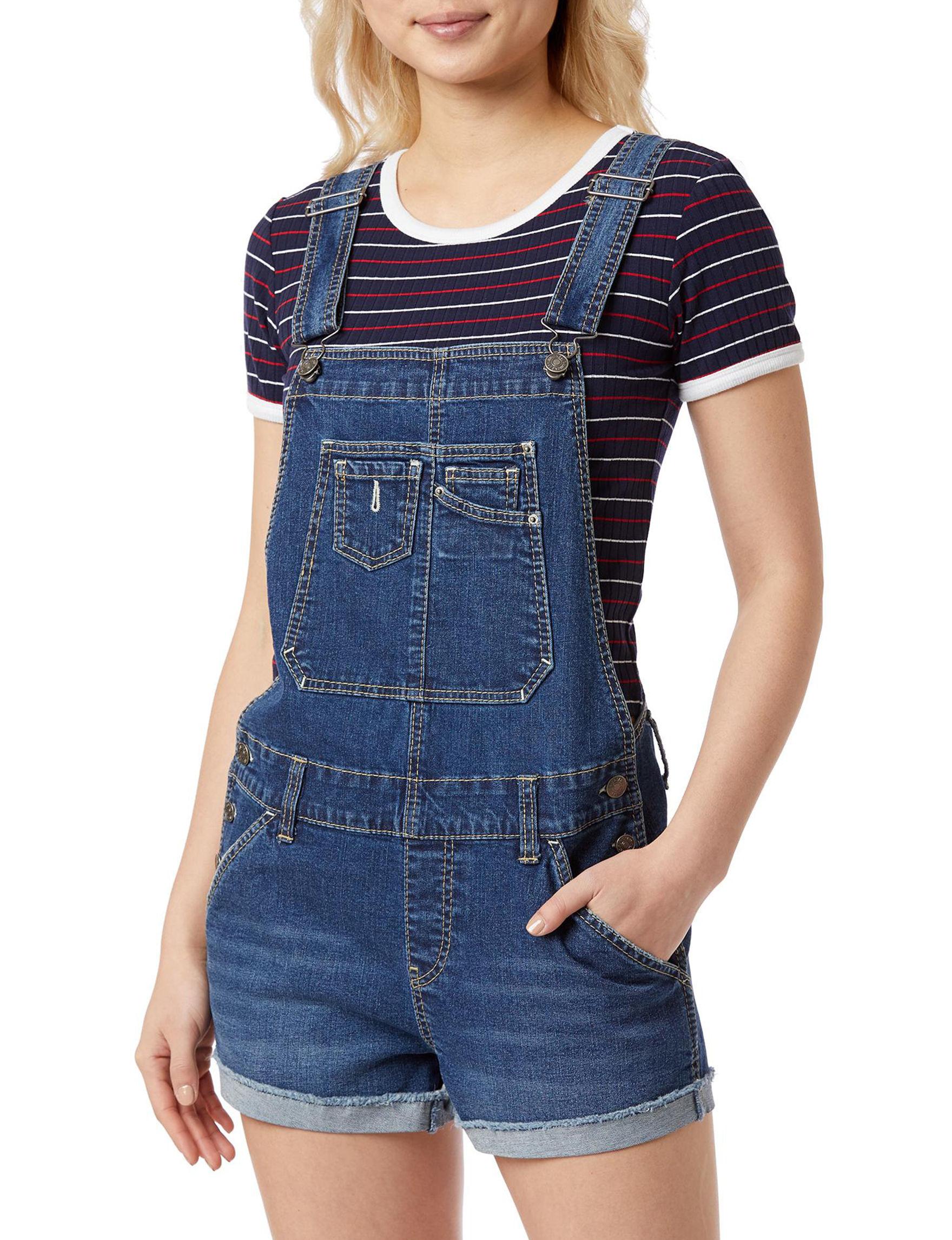Unionbay Blue Denim Shorts