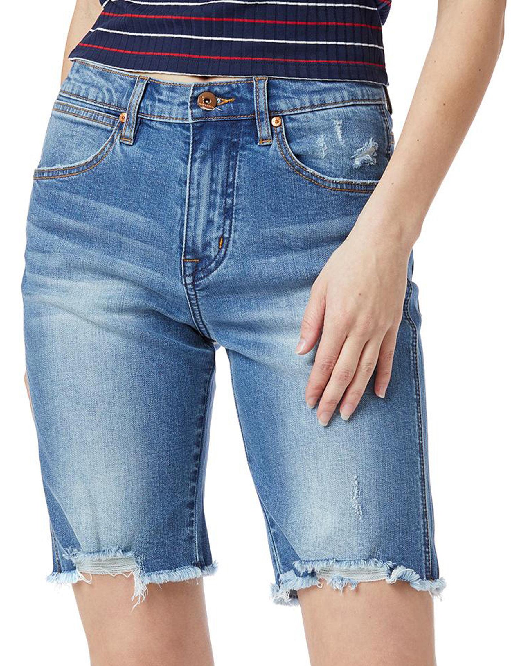 Unionbay Blue Bermudas Denim Shorts