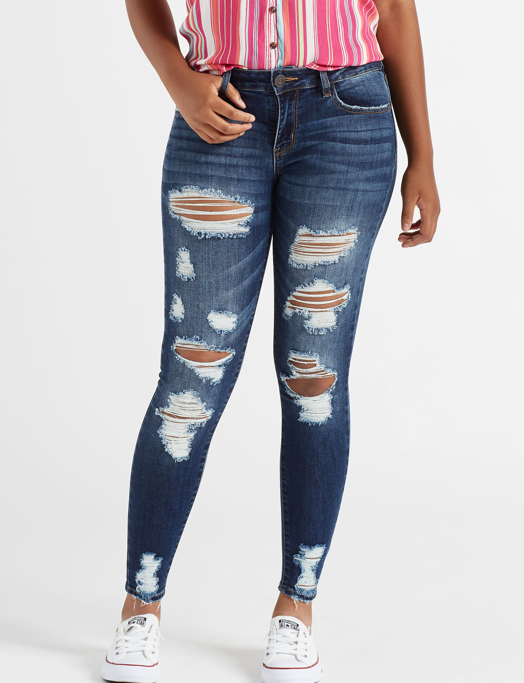 Almost Famous Blue Skinny