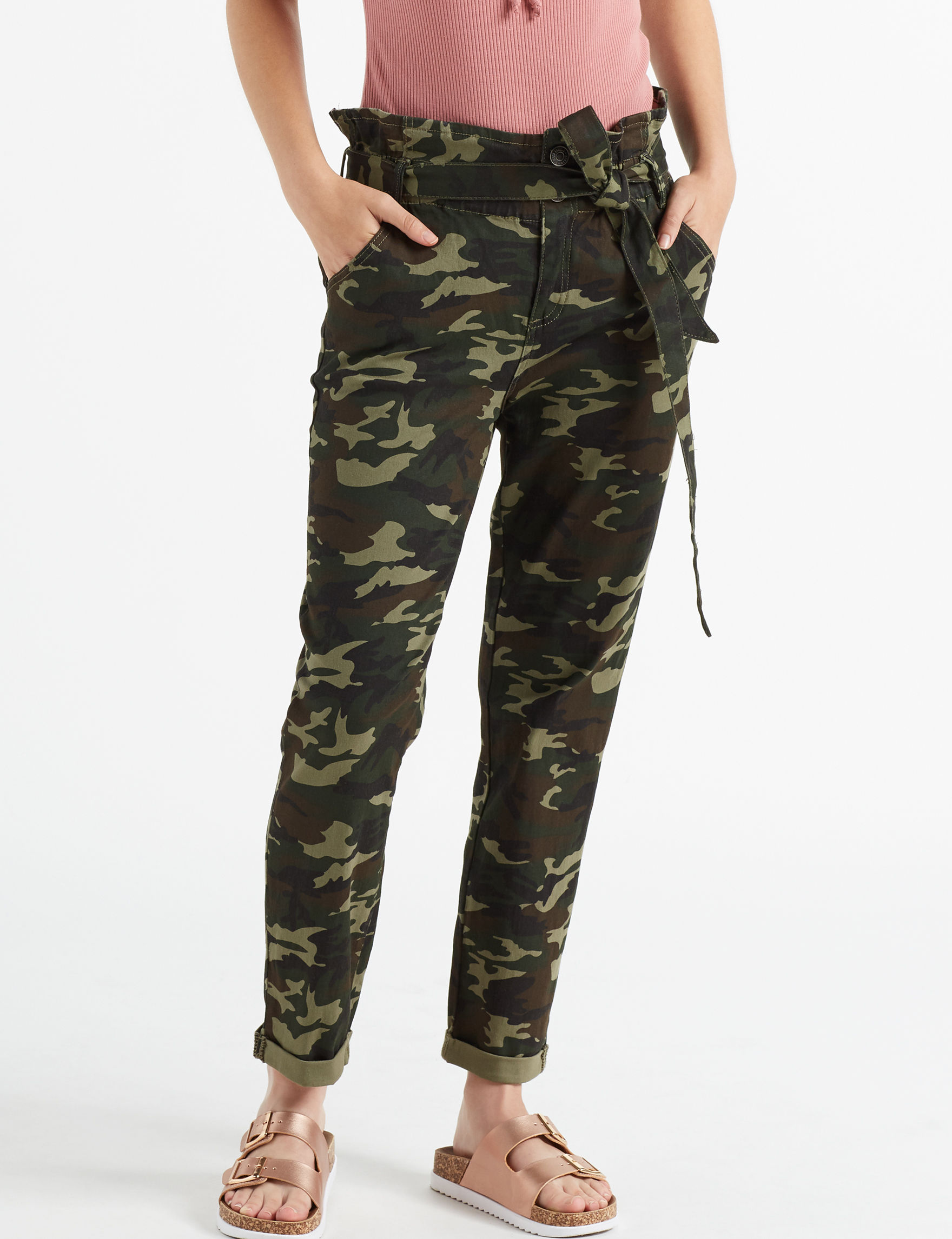 Almost Famous Camo Skinny