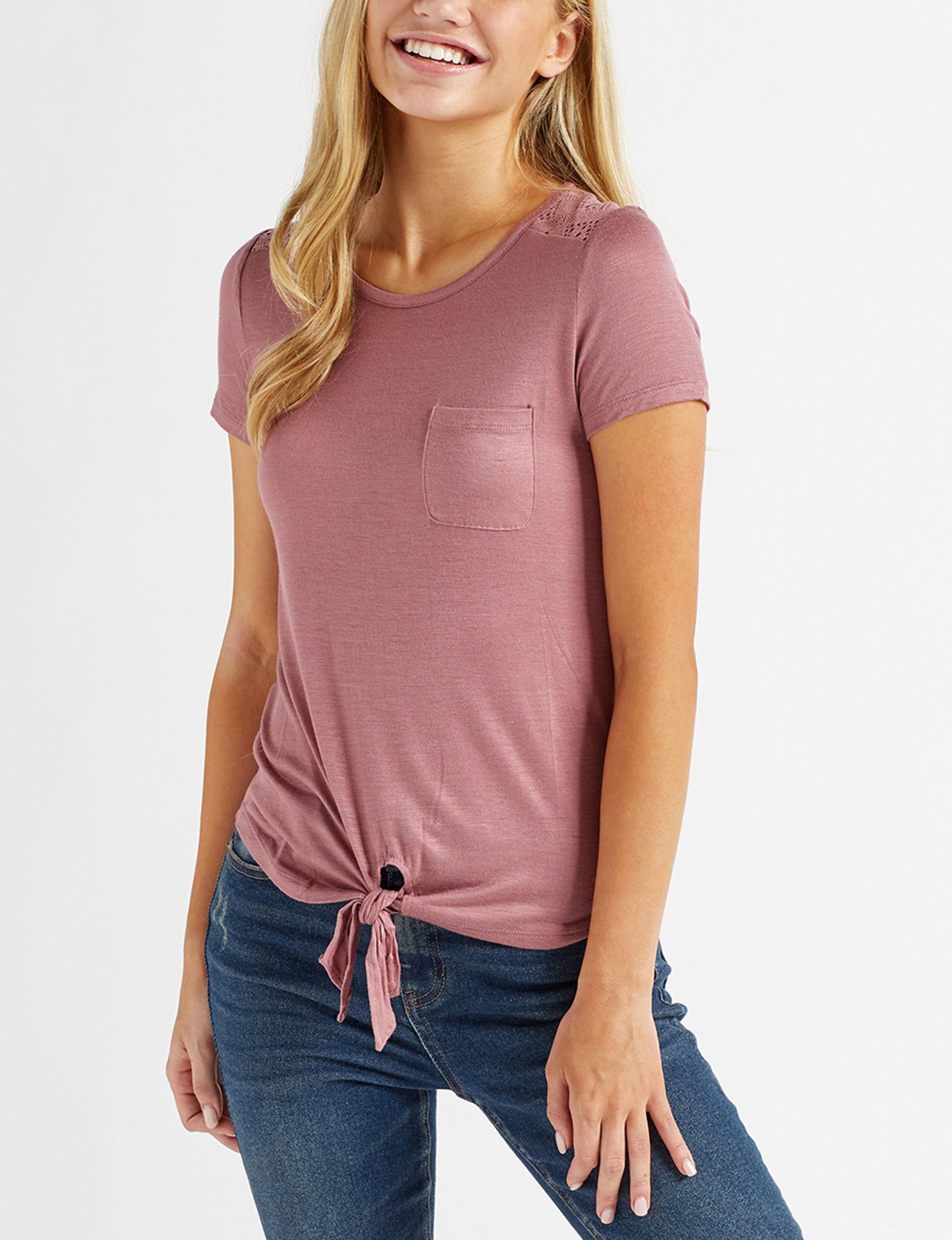 Glitz Pink Shirts & Blouses