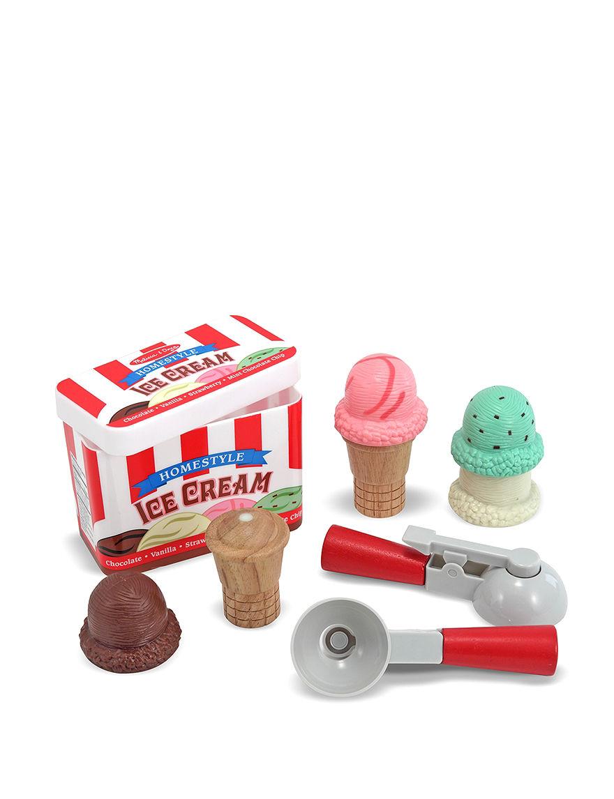 Melissa & Doug Ice Cream Cone Playset -  - Melissa & Doug