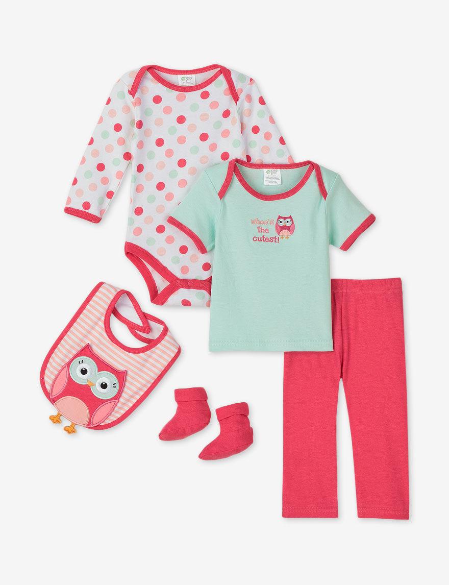 Baby Gear Pink / Green
