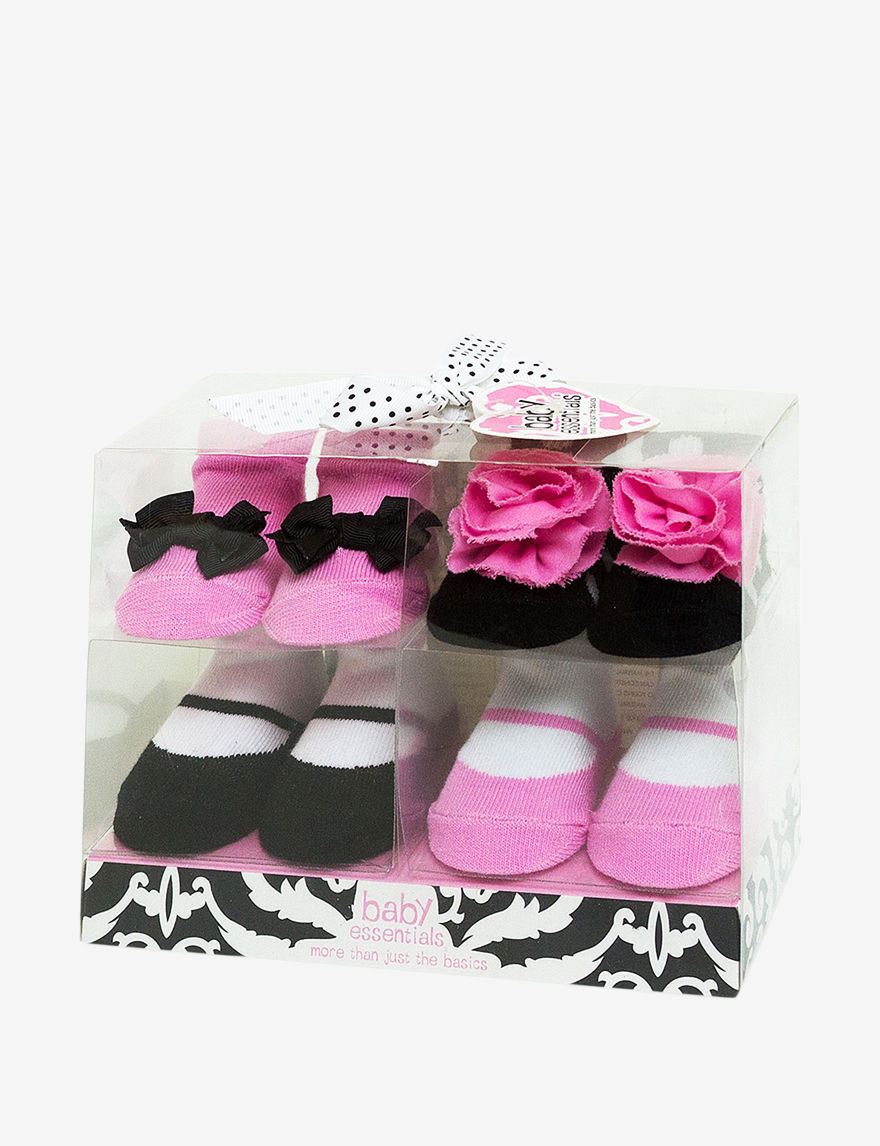 Baby Essentials Bright Pink