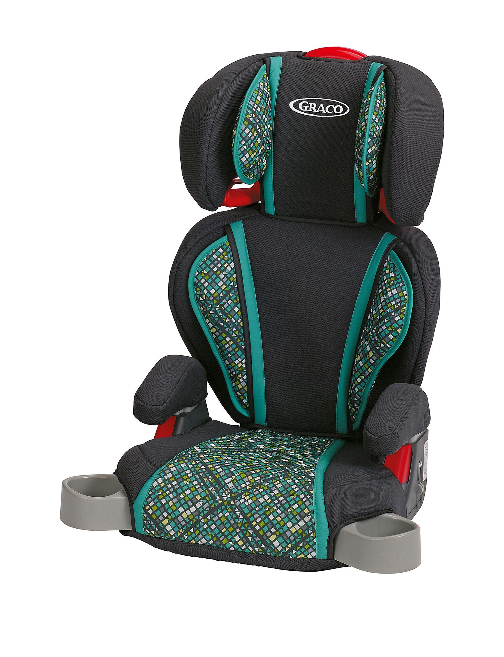 Graco Black Car Seats