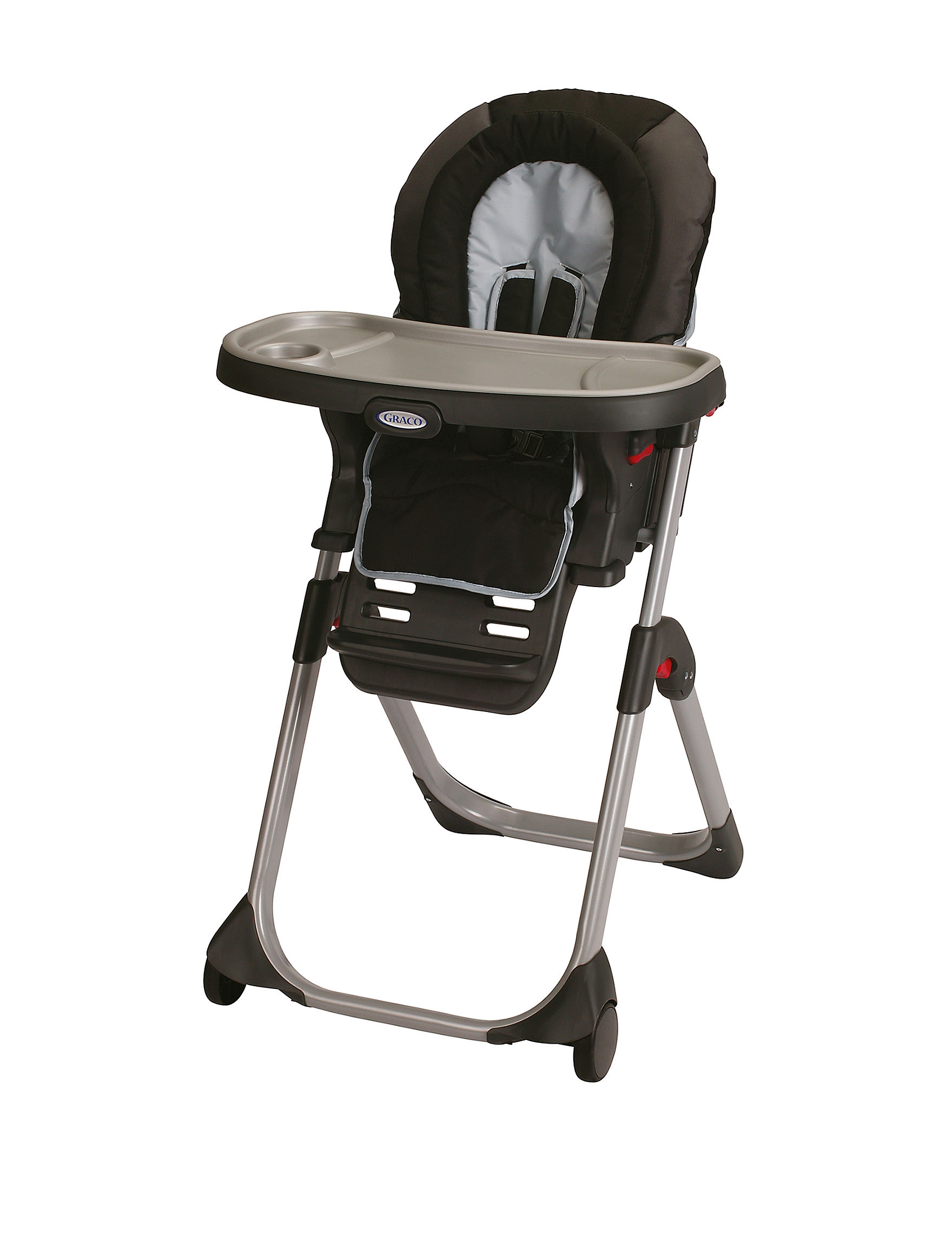Graco Dark Grey High Chairs & Booster Seats