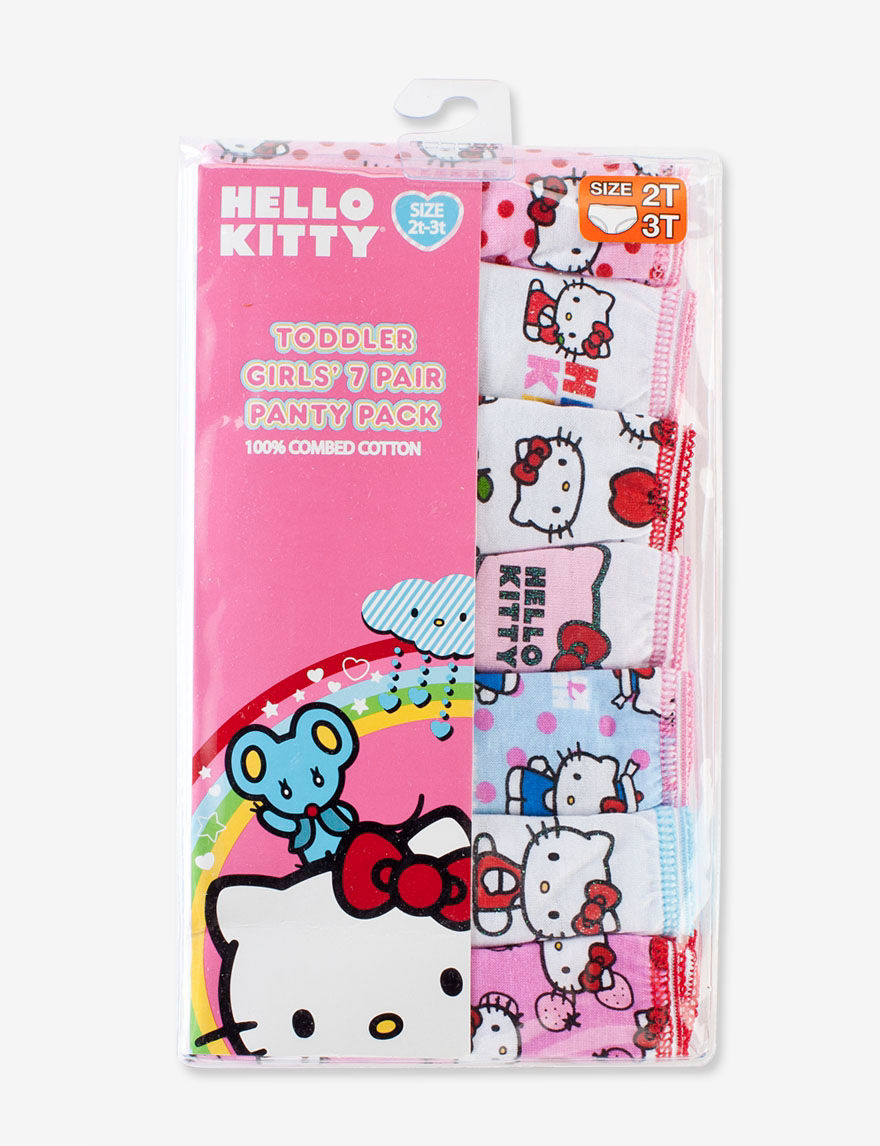 Hello Kitty Assorted Panties