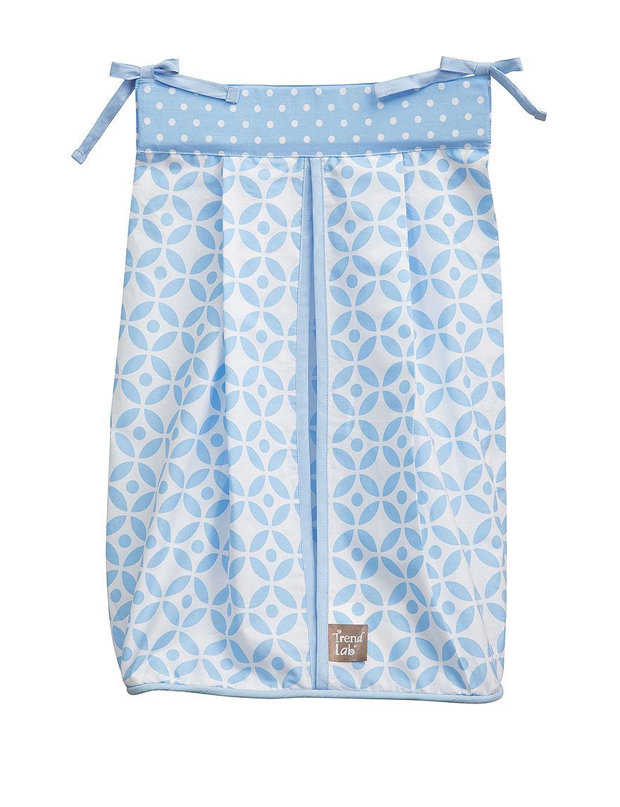 Trend Lab Blue Diaper Bags