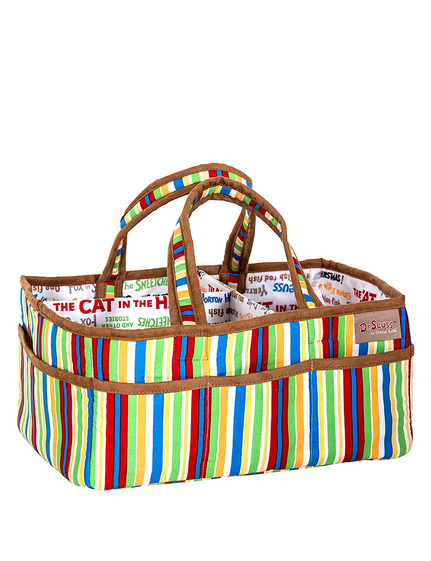 Licensed Red / Blue / Yellow Carriers & Totes Diaper Bags