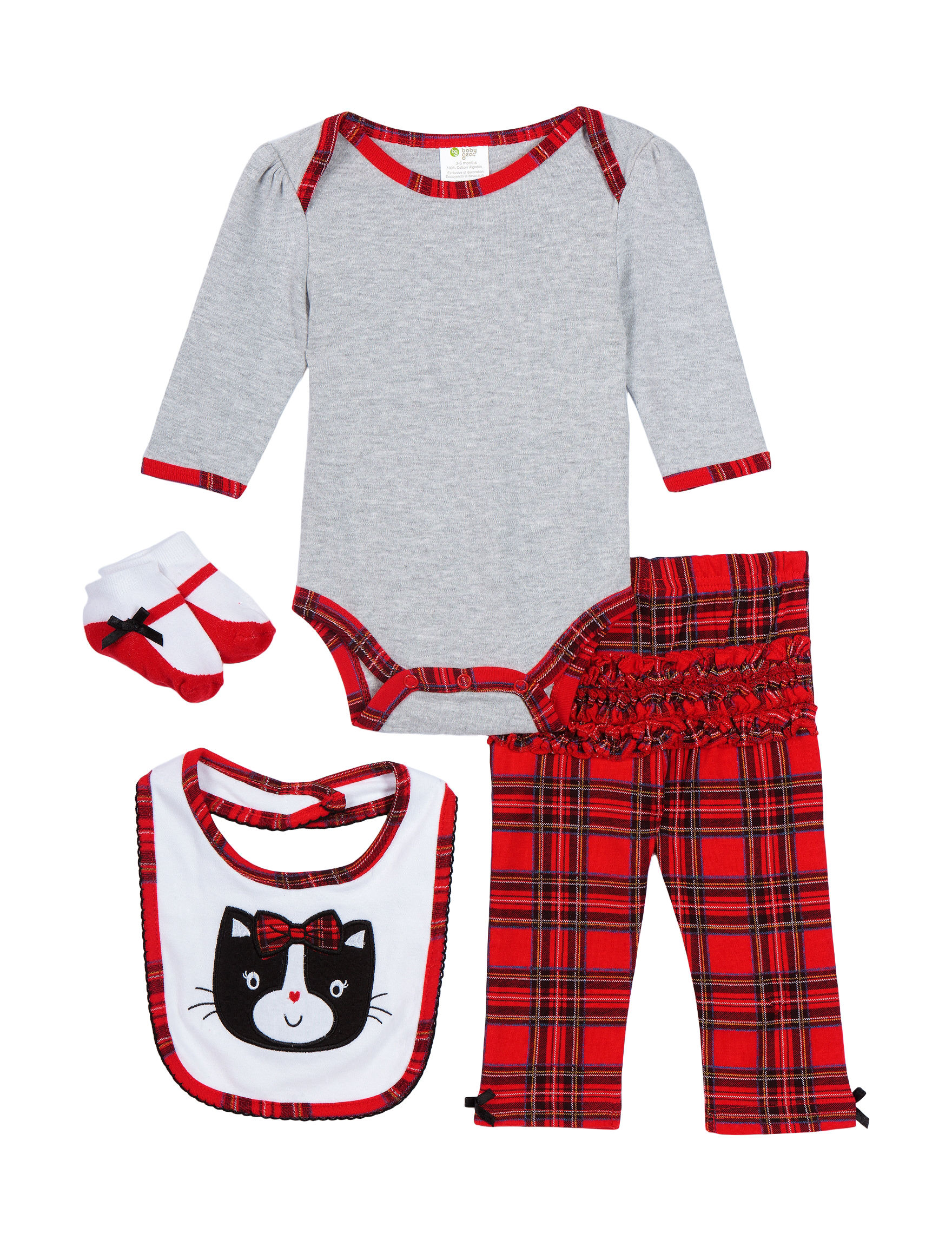 Baby Gear Red