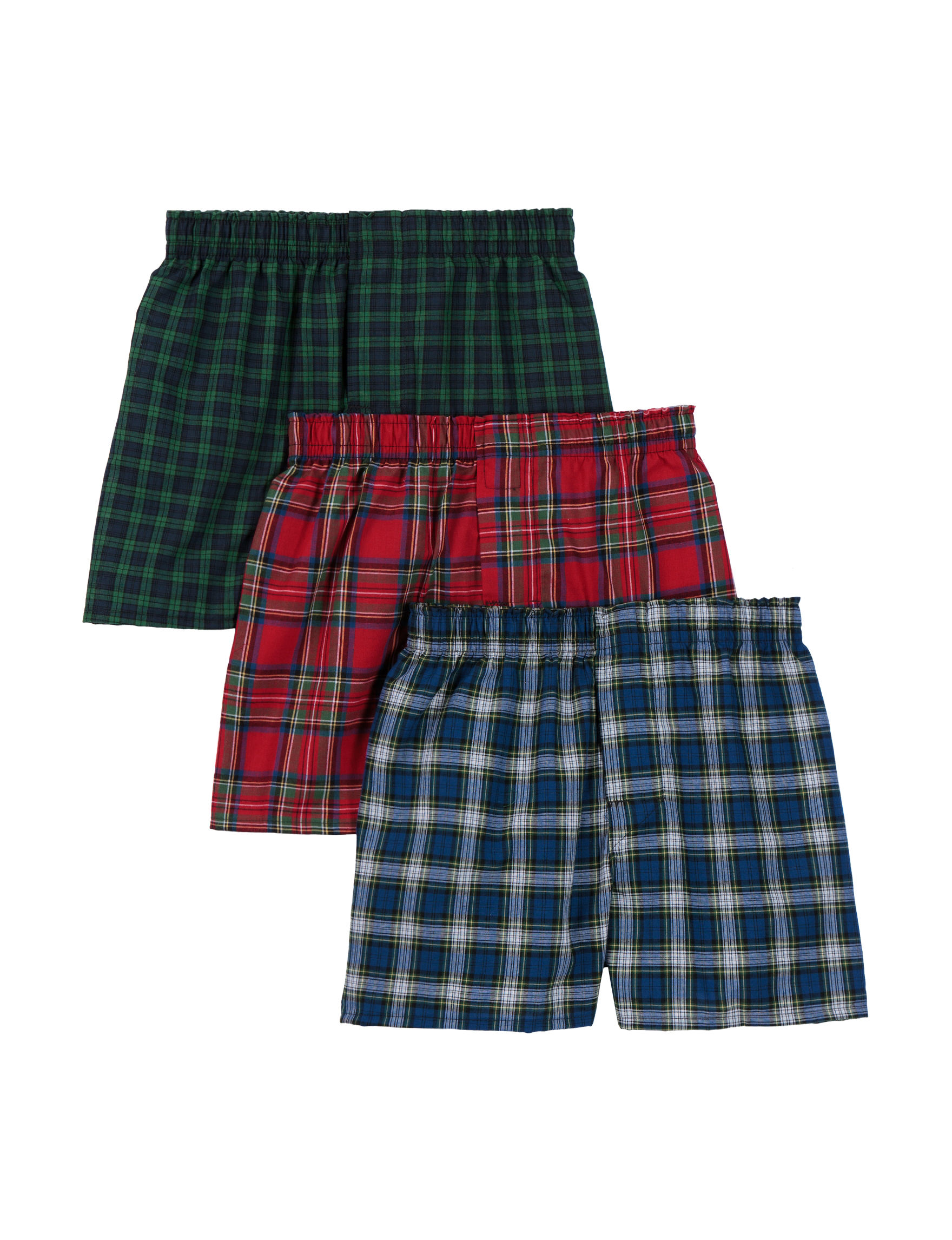 Hanes Red Boxers