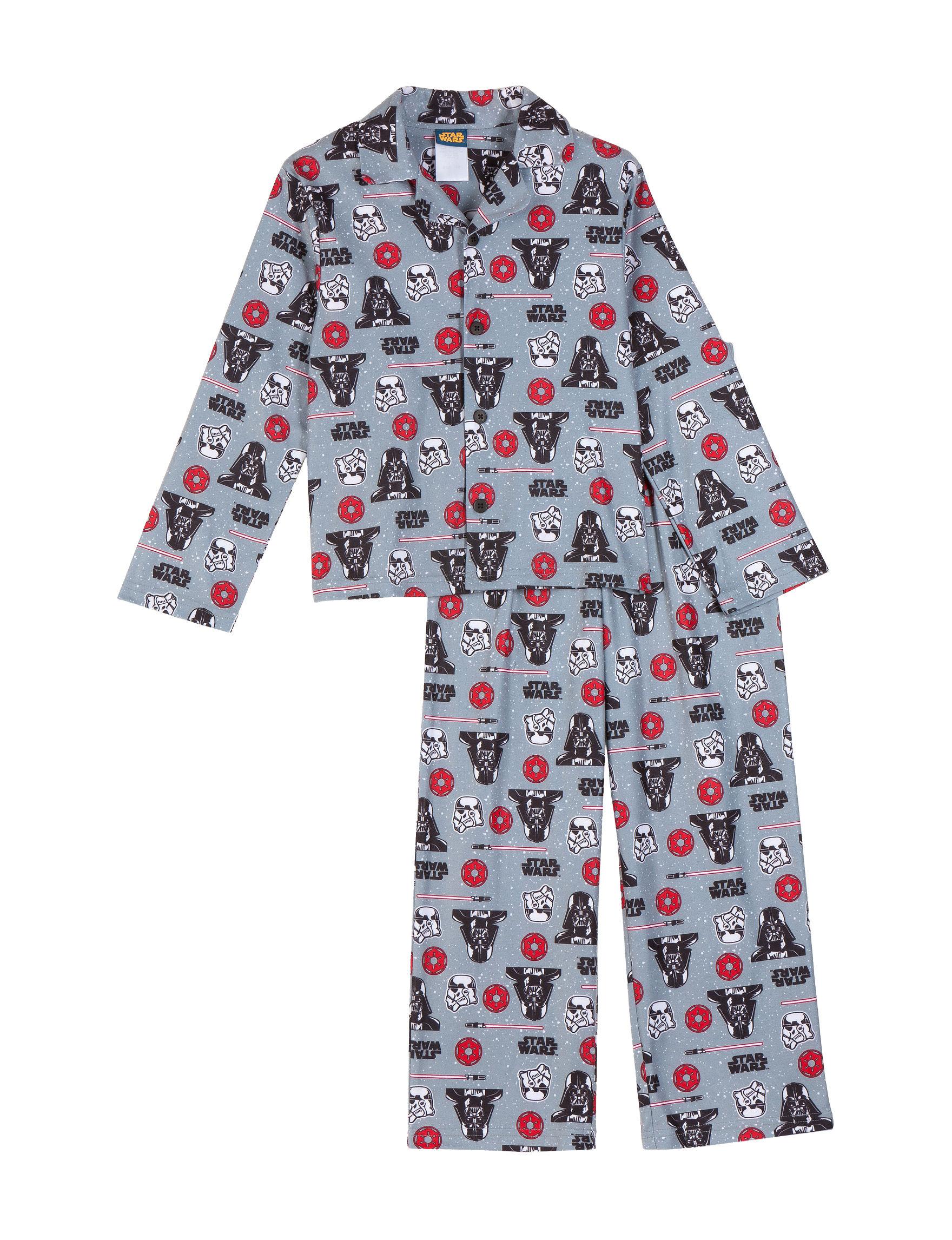 Licensed Grey Pajama Sets
