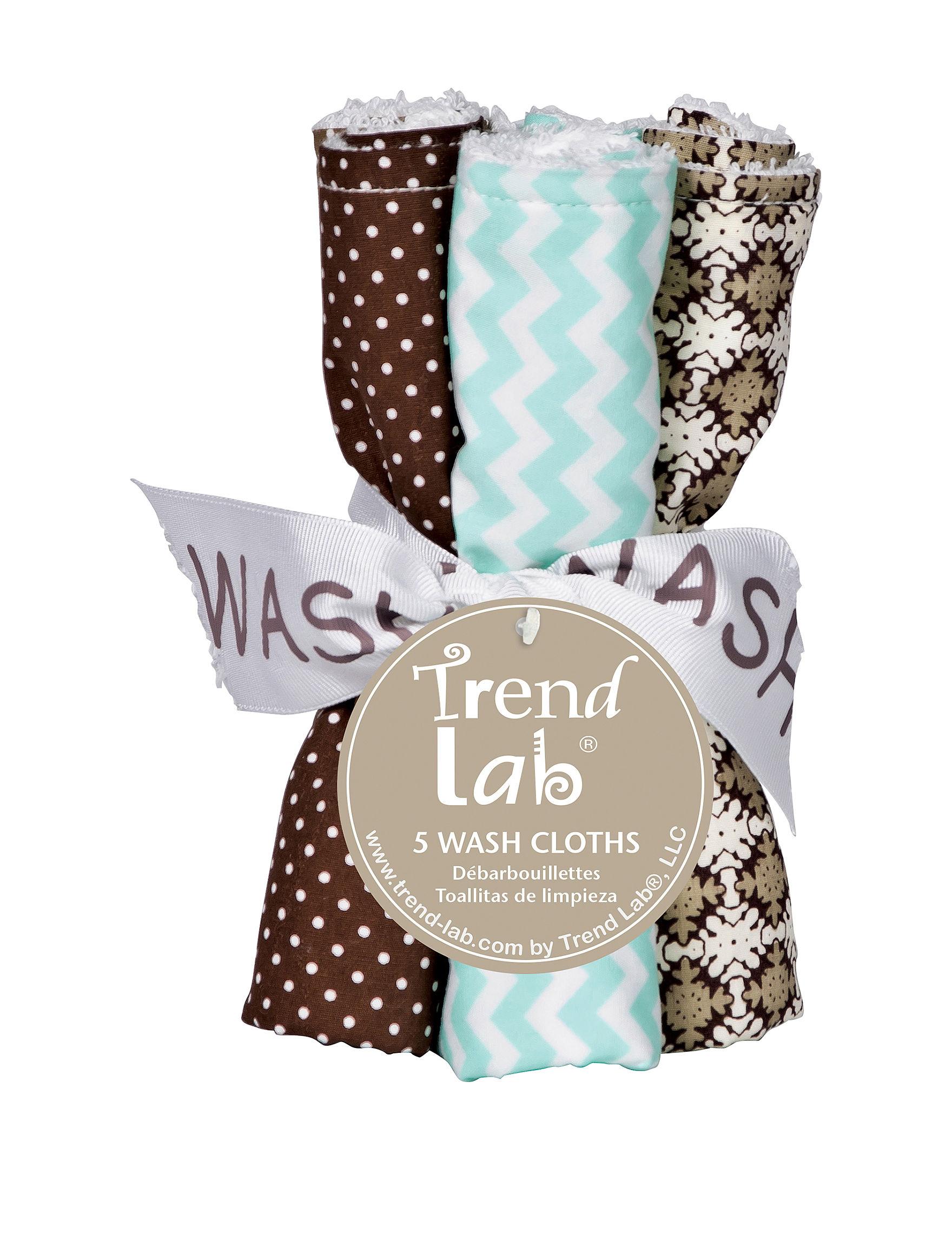 Trend Lab Mint Towels