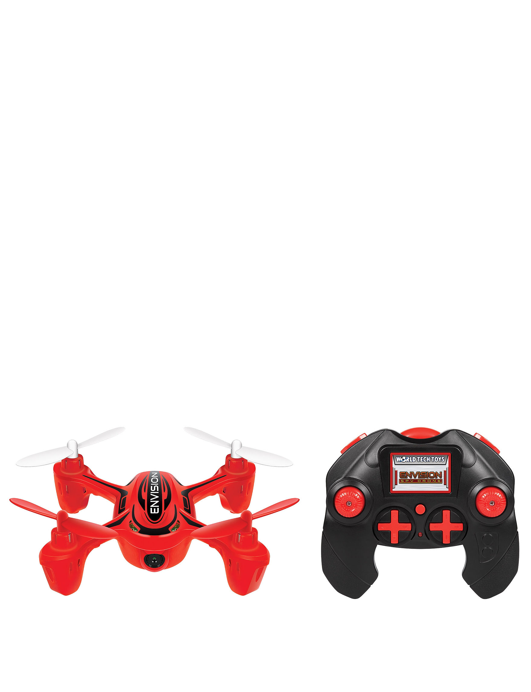 World Tech Toys Red / Blue / Yellow