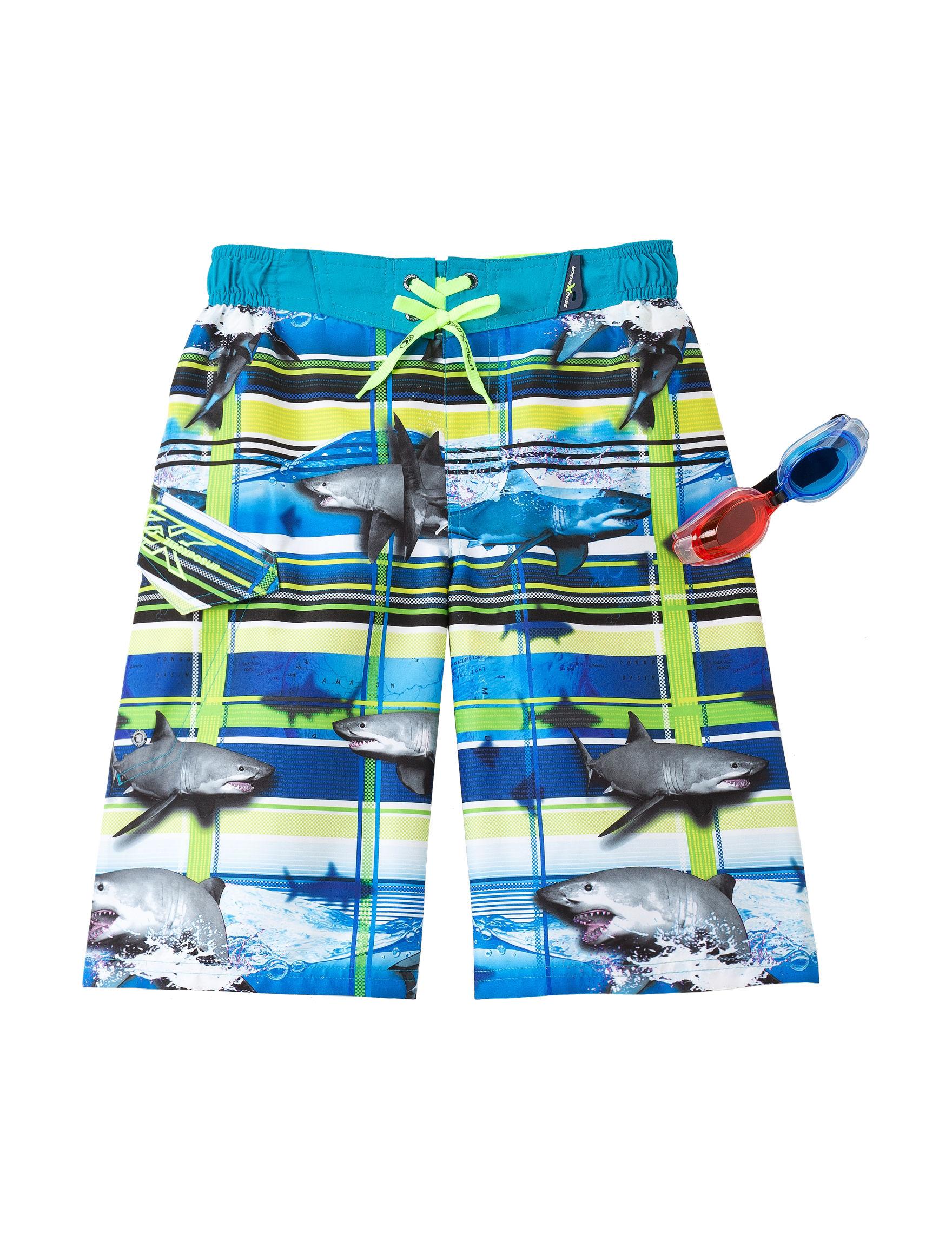 Zero Xposur Aqua Swimsuit Bottoms