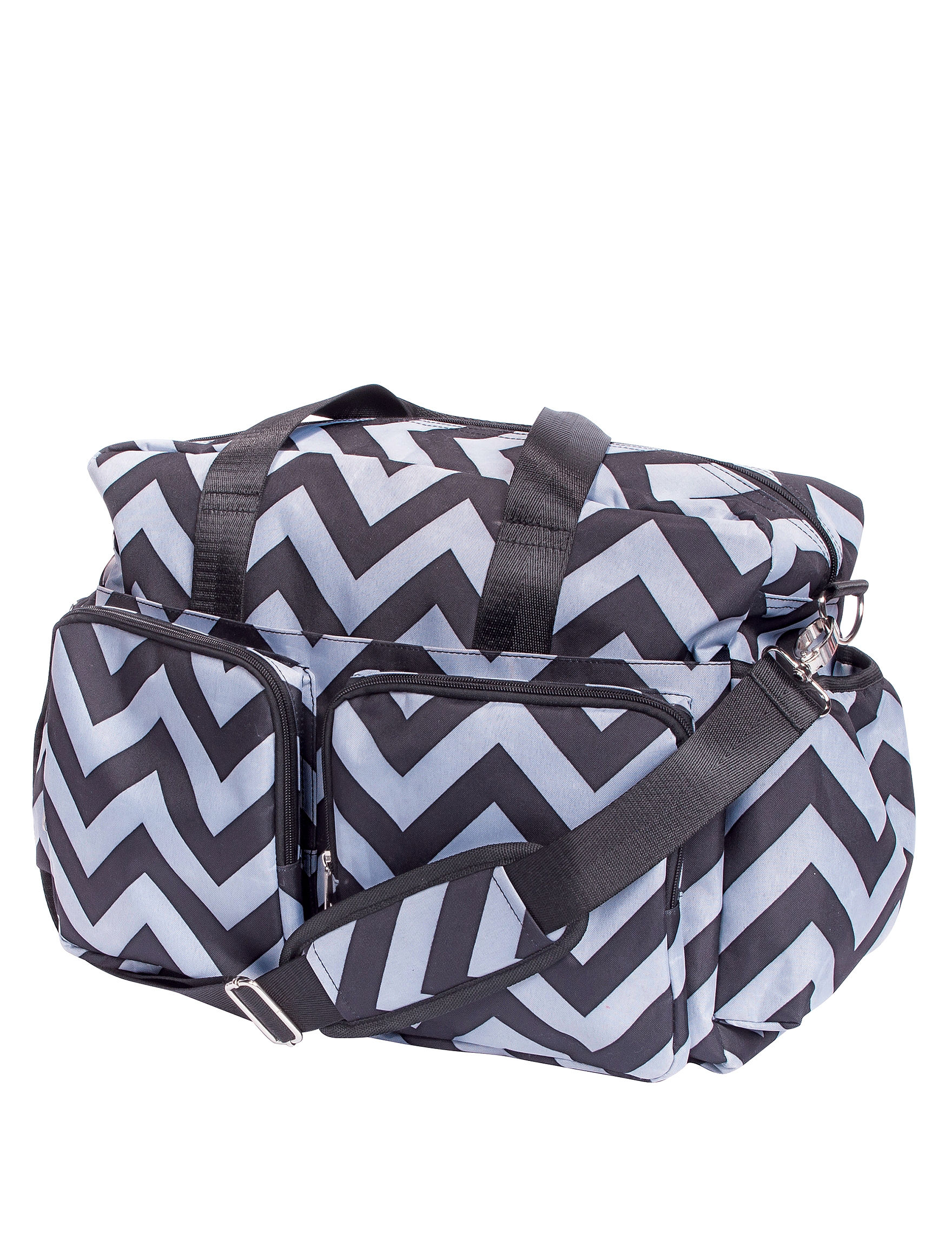 Trend Lab Black Diaper Bags