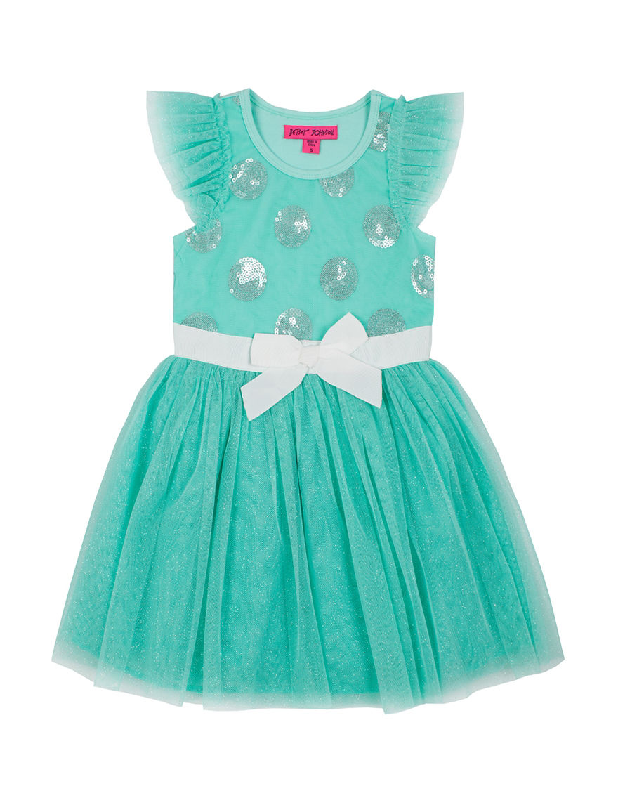 Betsey Johnson Turquoise