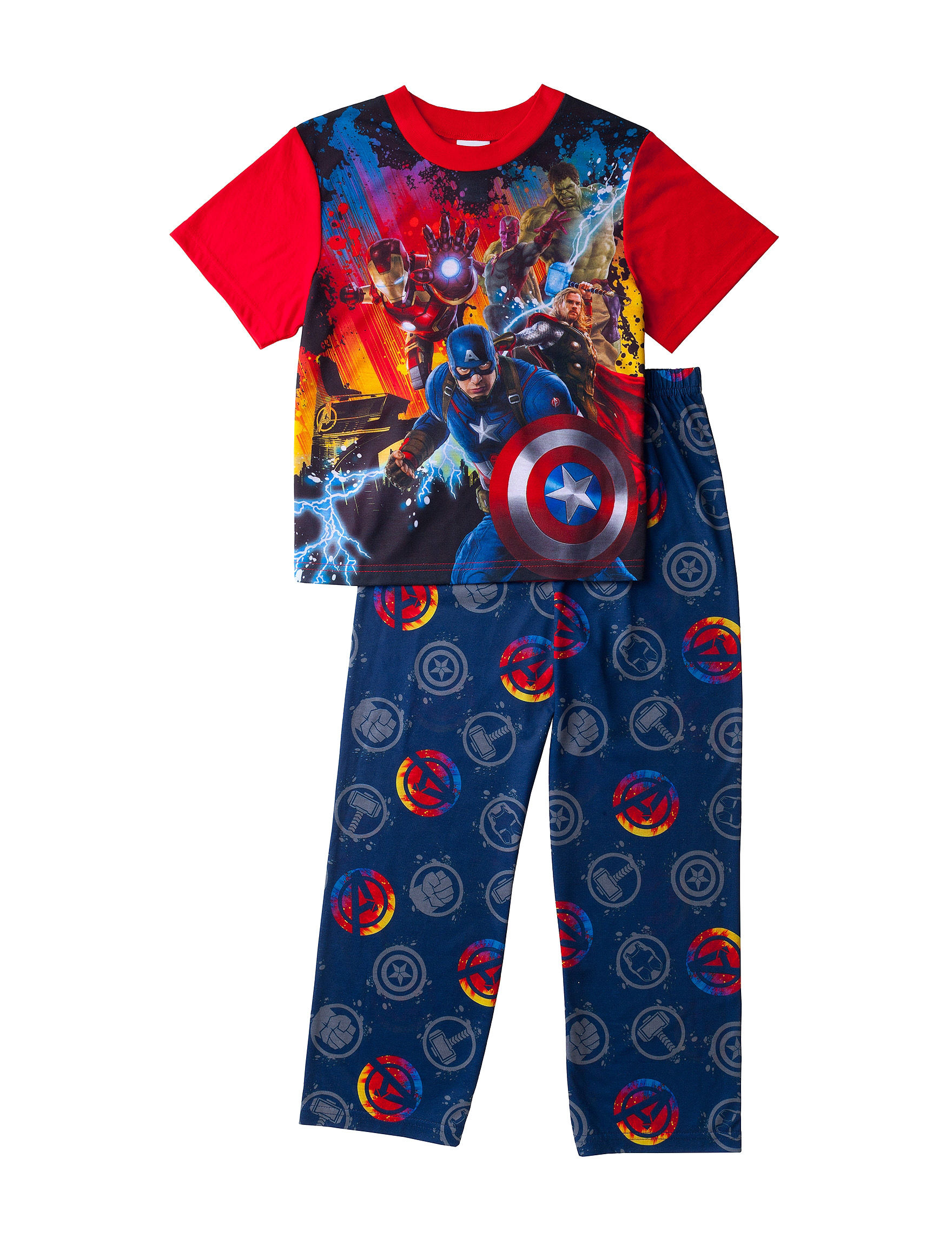 Licensed Multi Pajama Sets