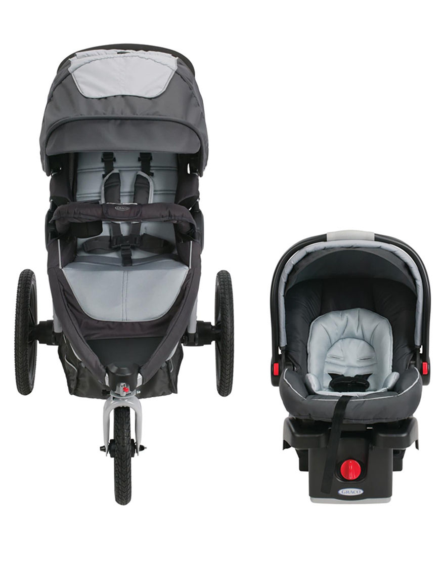 graco relay click connect travel system