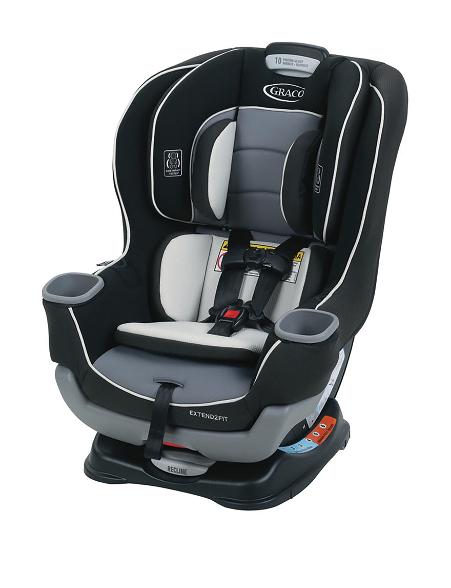 Graco Grey Car Seats