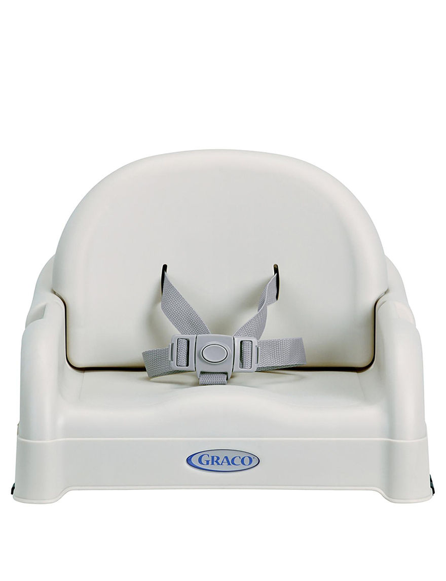 Graco White High Chairs & Booster Seats