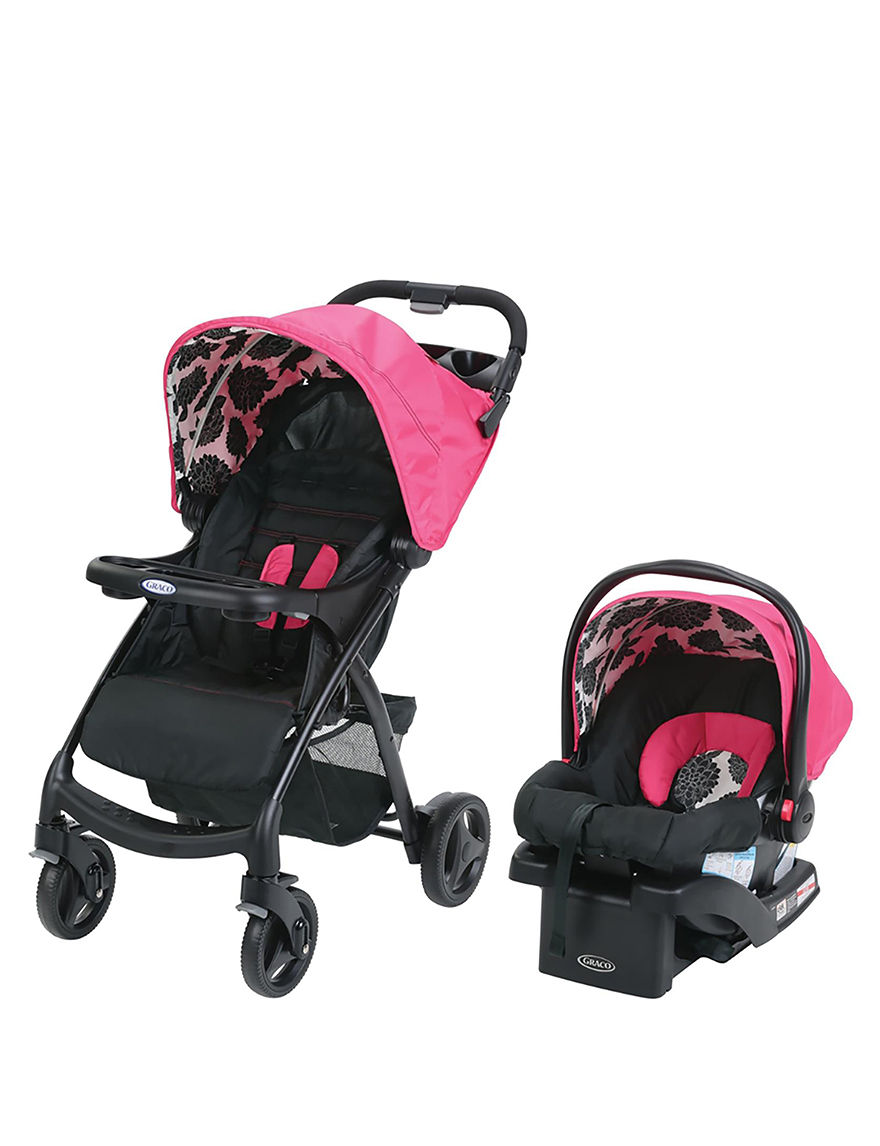 graco verb click connect travel system azalea stage stores. Black Bedroom Furniture Sets. Home Design Ideas