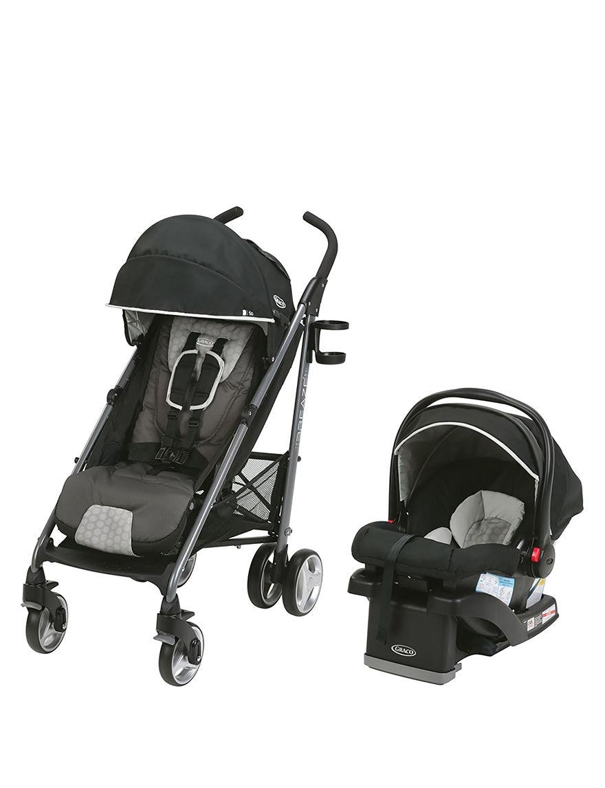 Graco Black Car Seats Strollers