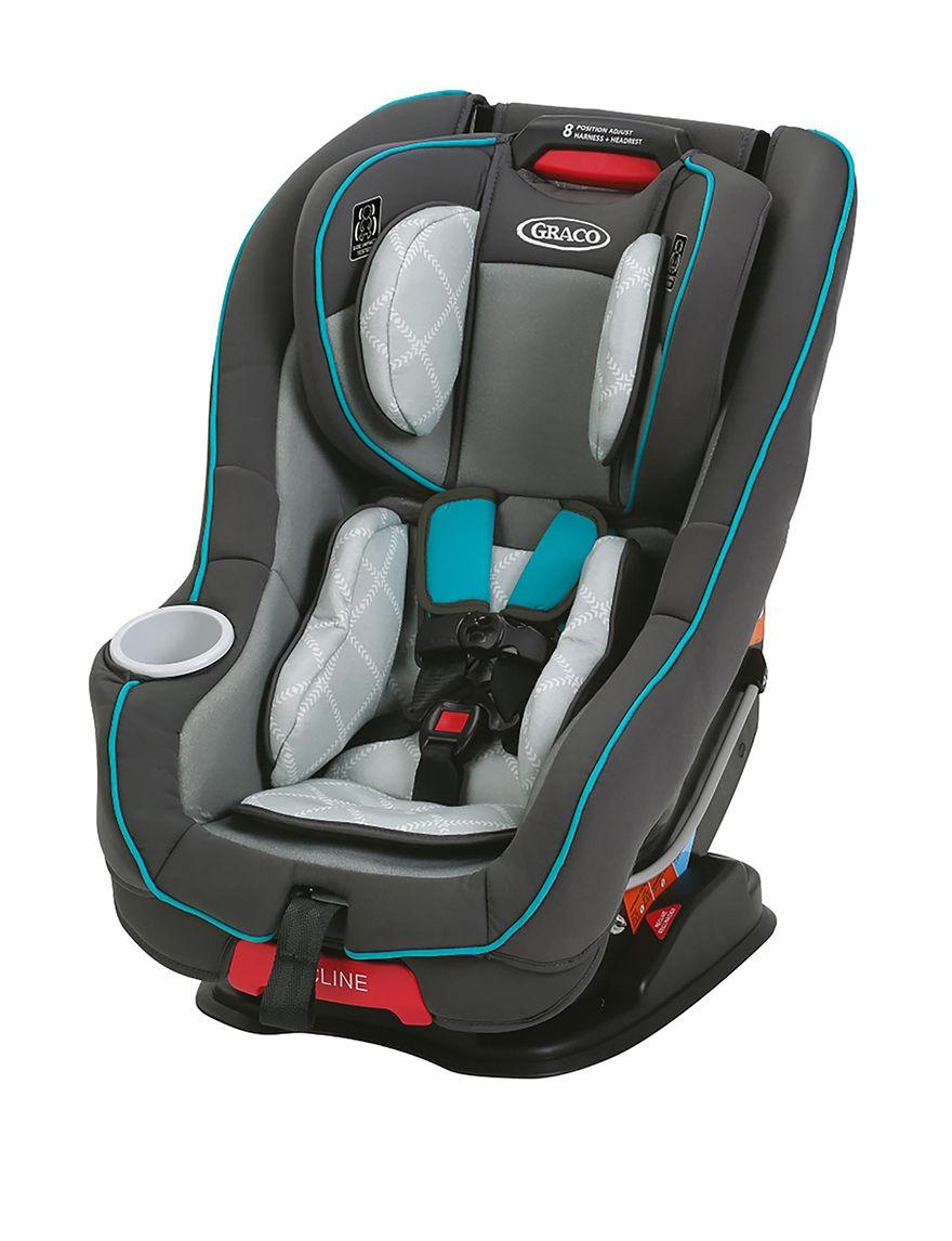 Graco Blue Car Seats