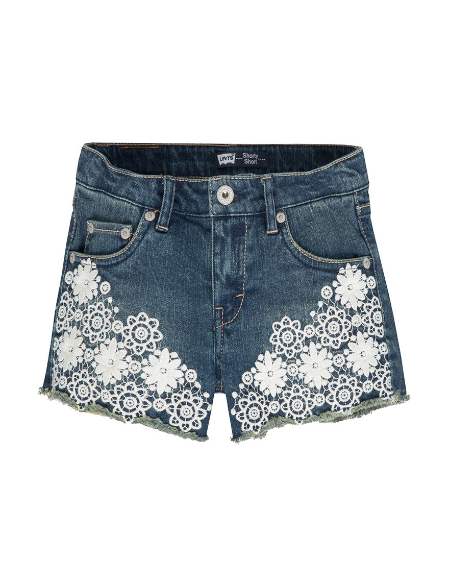 Levi's Dark Blue Relaxed