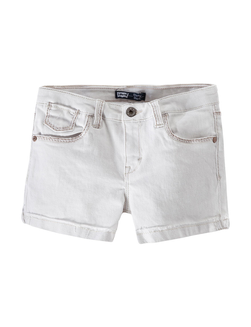 Levi's White Relaxed