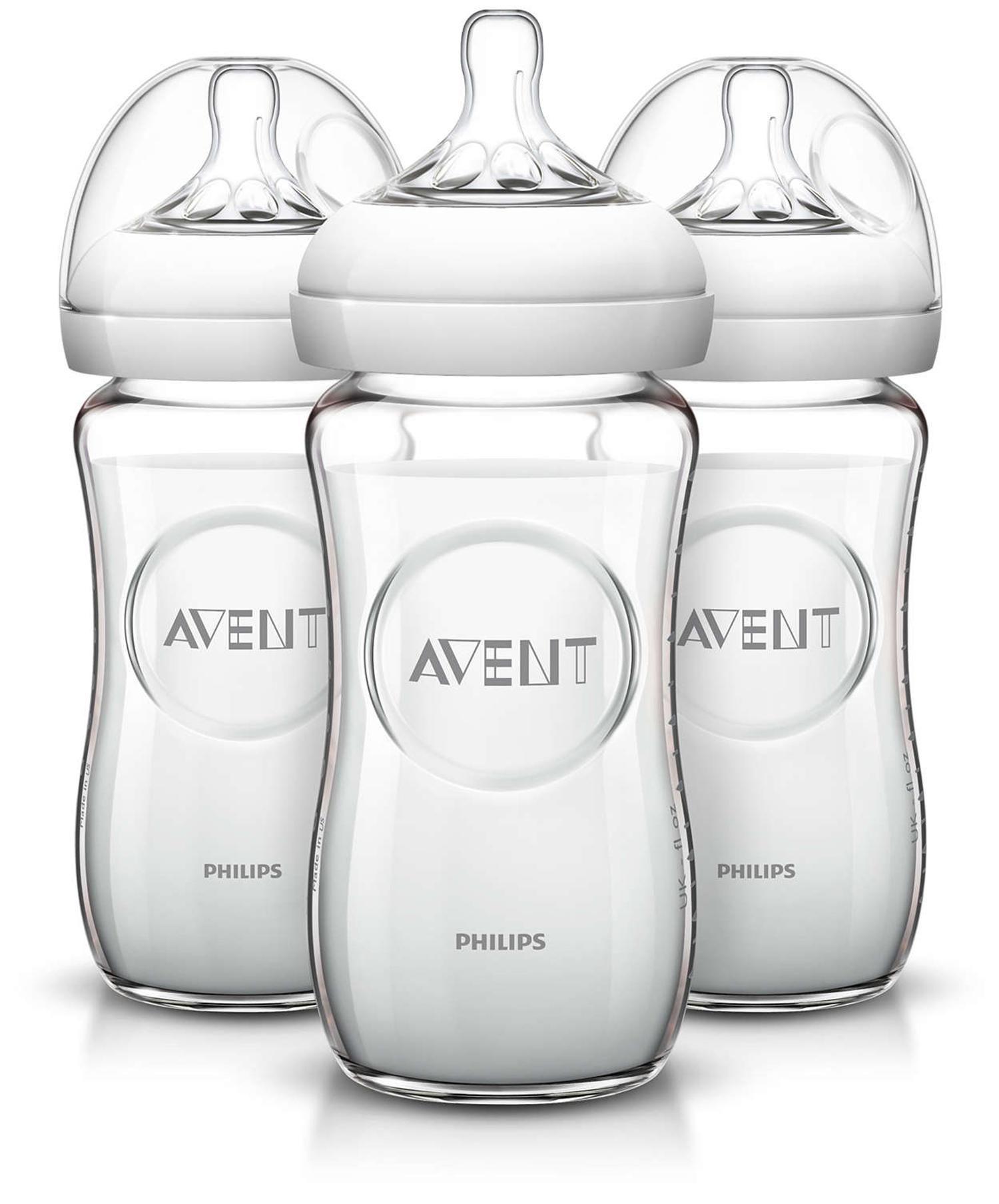 Philips Avent White Bottle Feeding Prep & Tools
