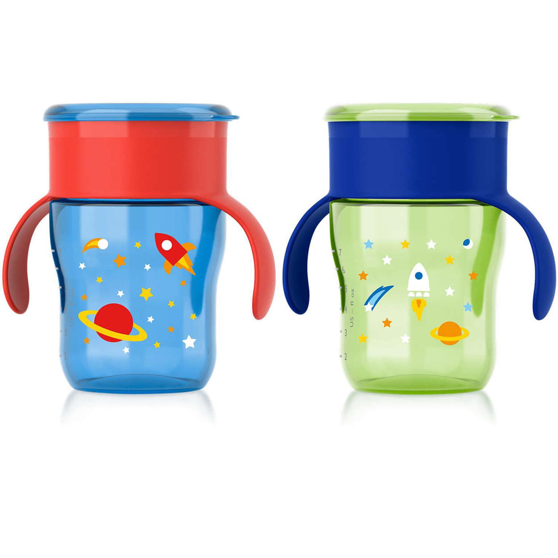 Philips Avent Blue Bottle Feeding Drinkware