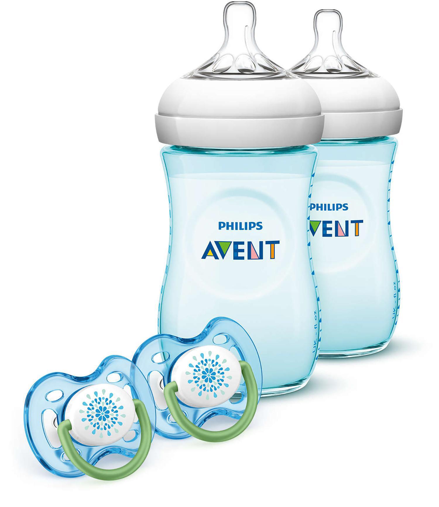 Philips Avent Teal Bottle Feeding Drinkware