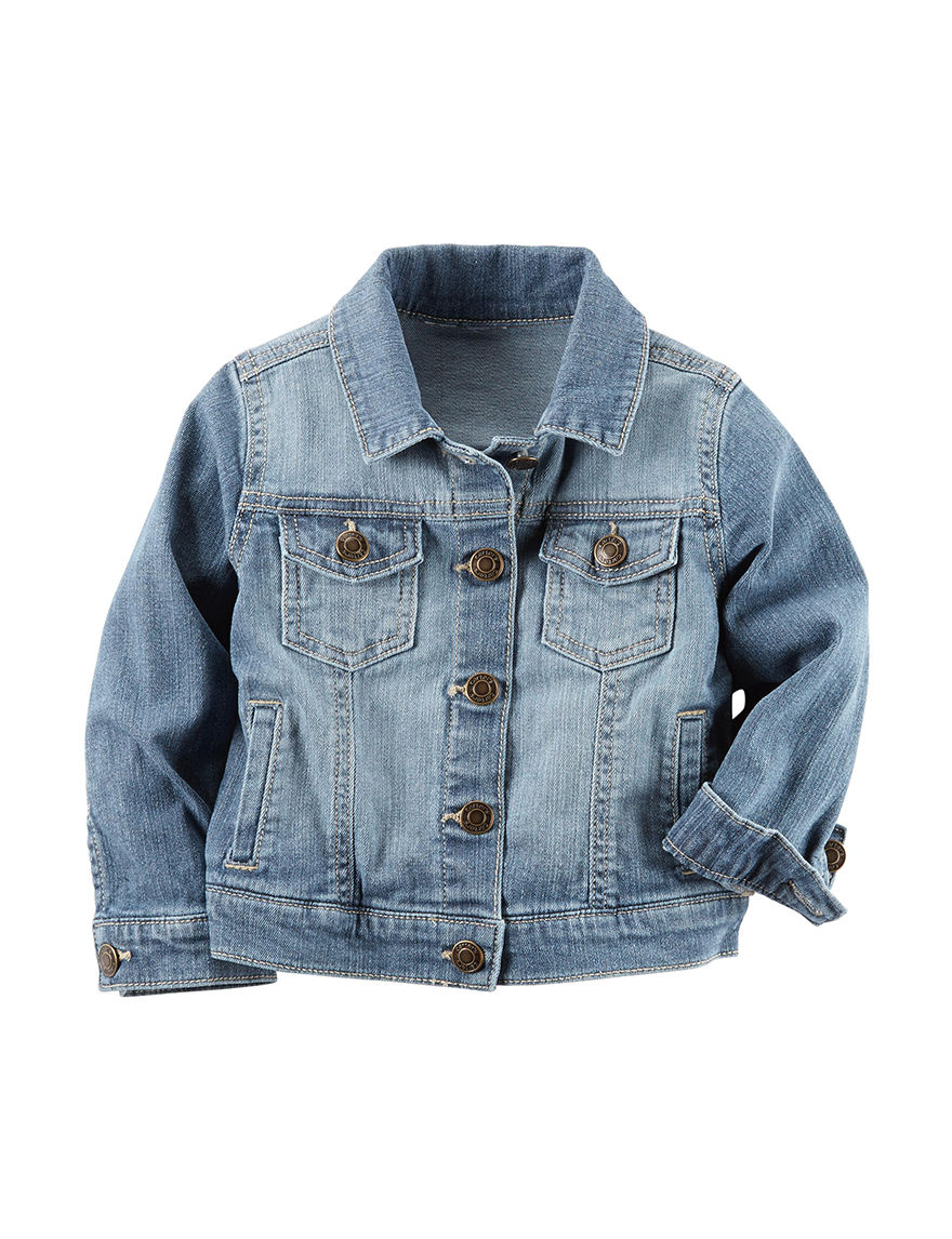 Carter's Denim Denim Jackets